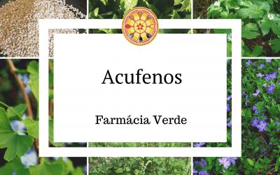 Acufeno – Farmácia Verde