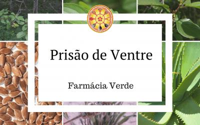 Prisão de Ventre –  Farmácia Verde