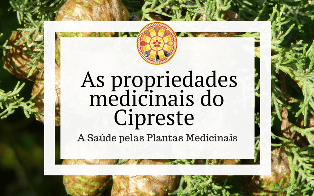 As propriedades medicinais do Cipreste