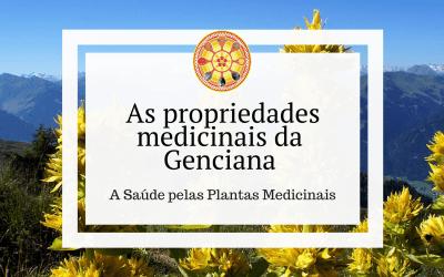 As propriedades medicinais da Genciana