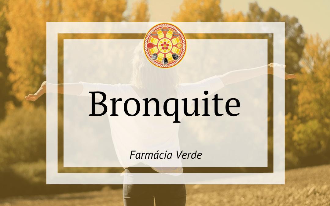 A bronquite – Farmácia Verde
